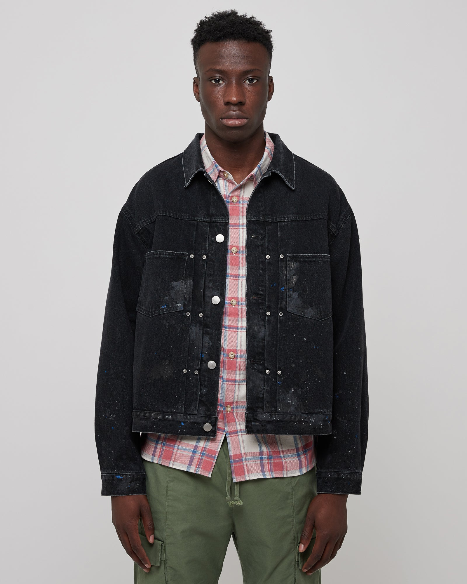 Thumper Jacket type II in Dale