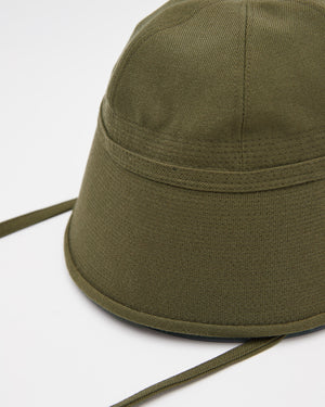 Ridge Cavalry Hat in Olive
