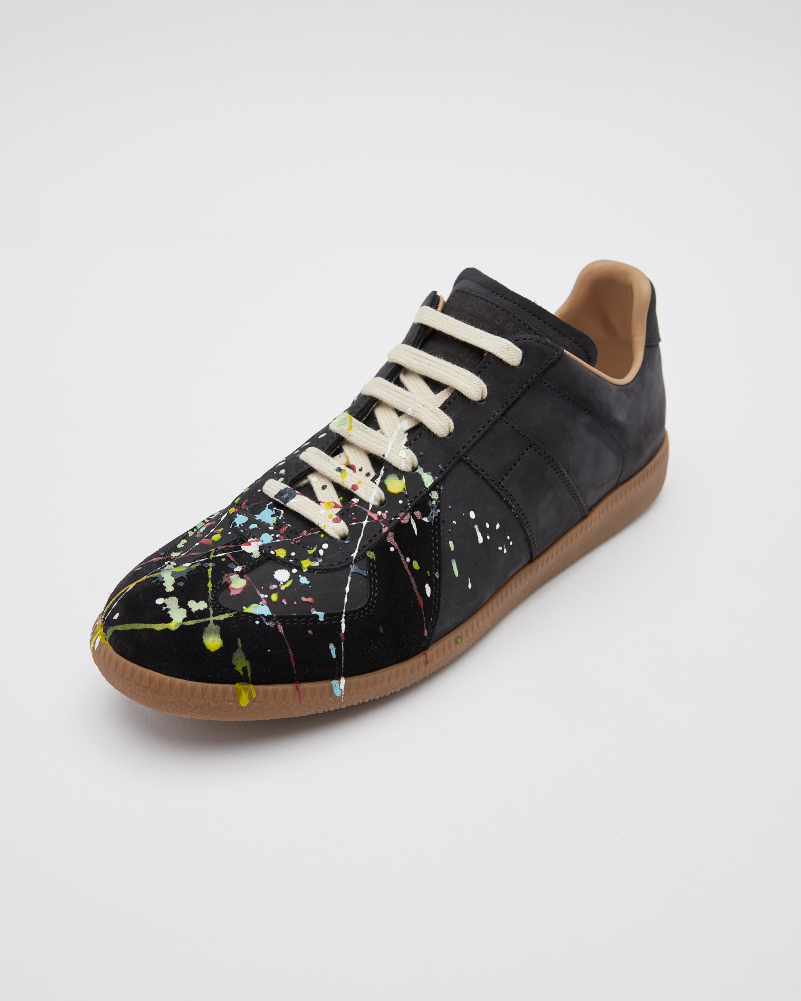 Replica Painter Sneakers in Black
