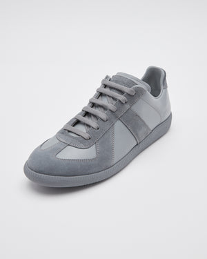 Replica Sneakers in Charcoal