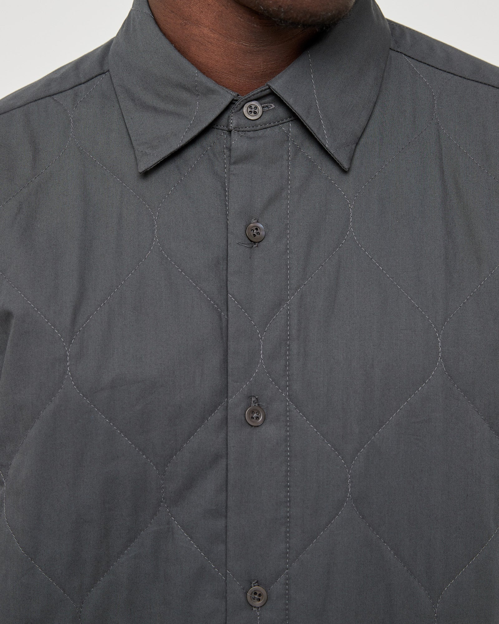 Constable Shirt in Anthracite