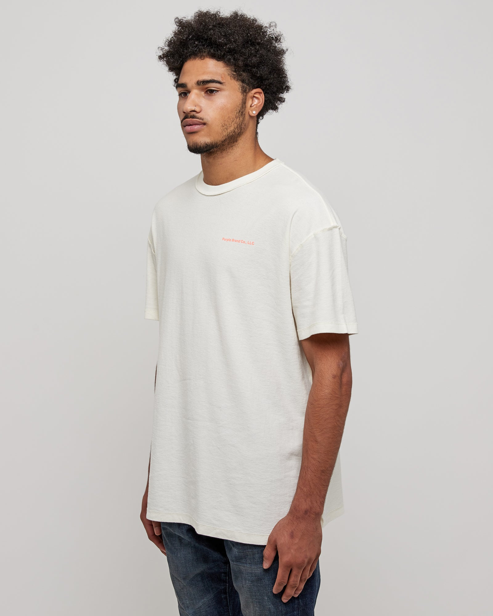 101 Relaxed Fit SS Tee in New World Neon