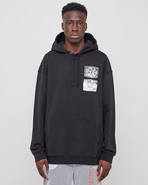 Overview Effect Hoodie in Black