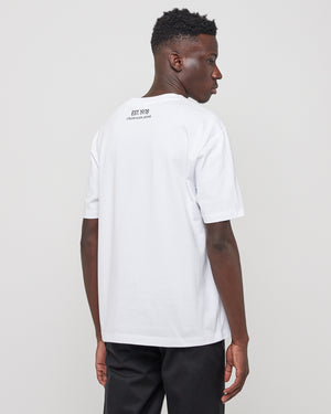 Lunar Ascent SS T-Shirt in White