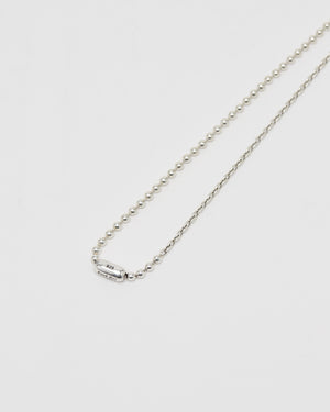Frisco Balls Necklace, Sterling