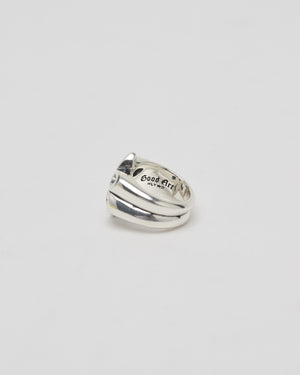 Model 28 Ring, Small, Sterling