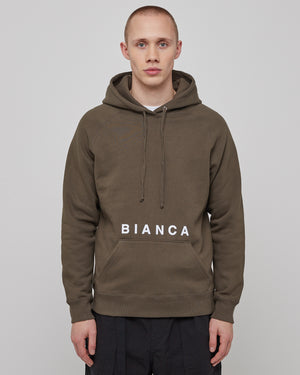 Bianca Pullover Hoodie in Charcoal
