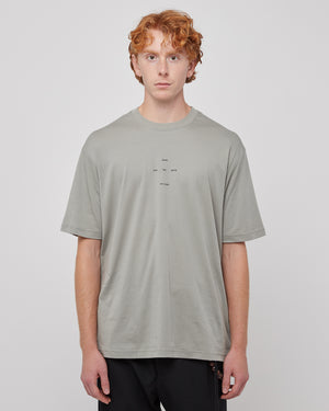 Logo Oversized T-Shirt in Mist