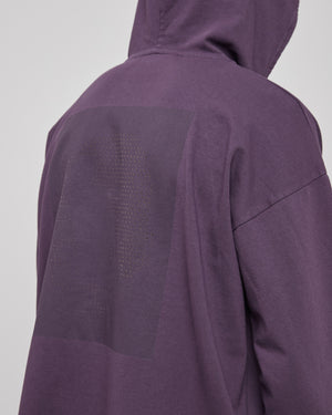 Profile Hoodie in Purple