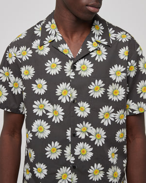 Bowling Shirt in Daisy