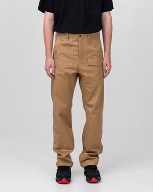 Combat Pant in Dark Brown