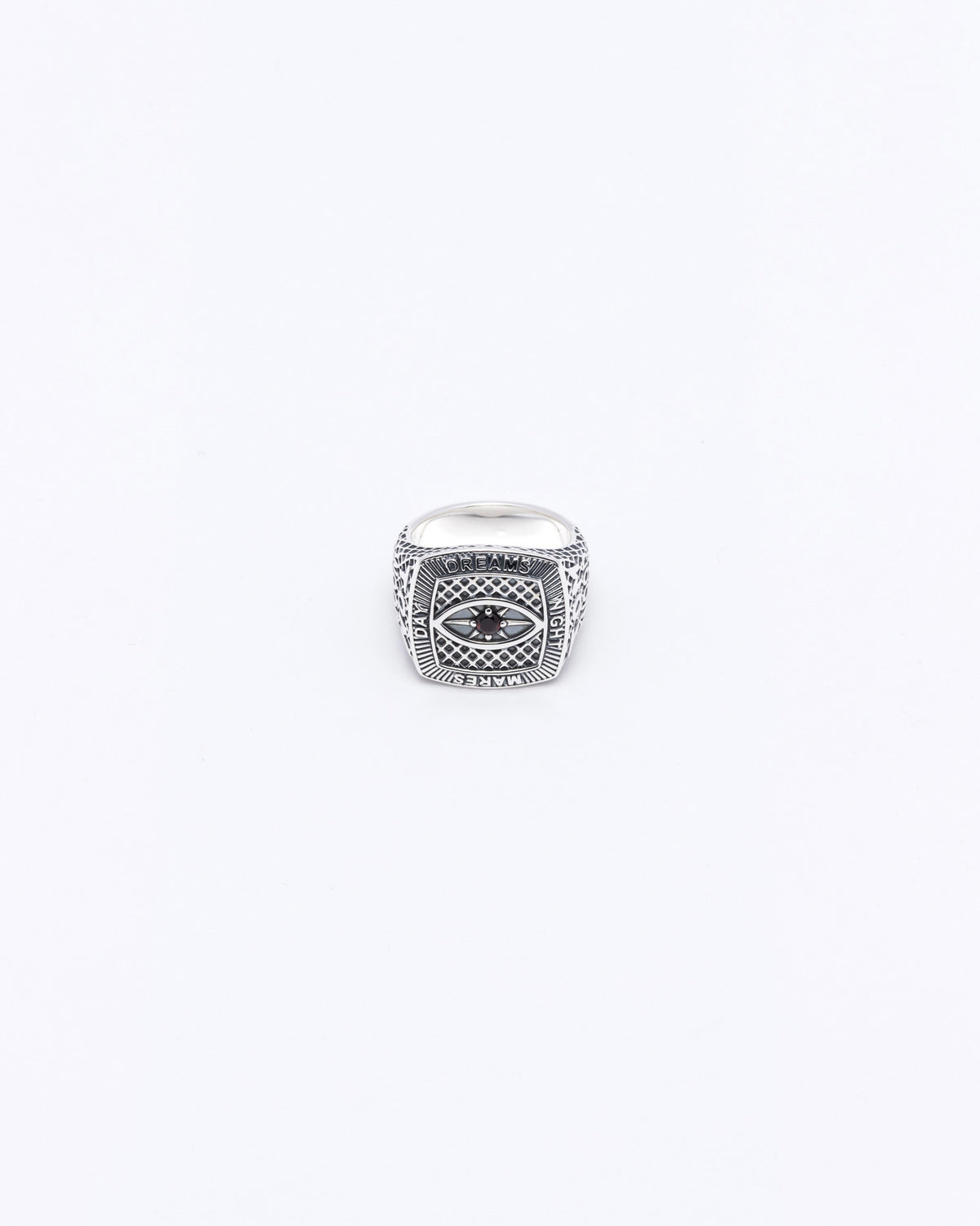 Champion Ring Red Eye