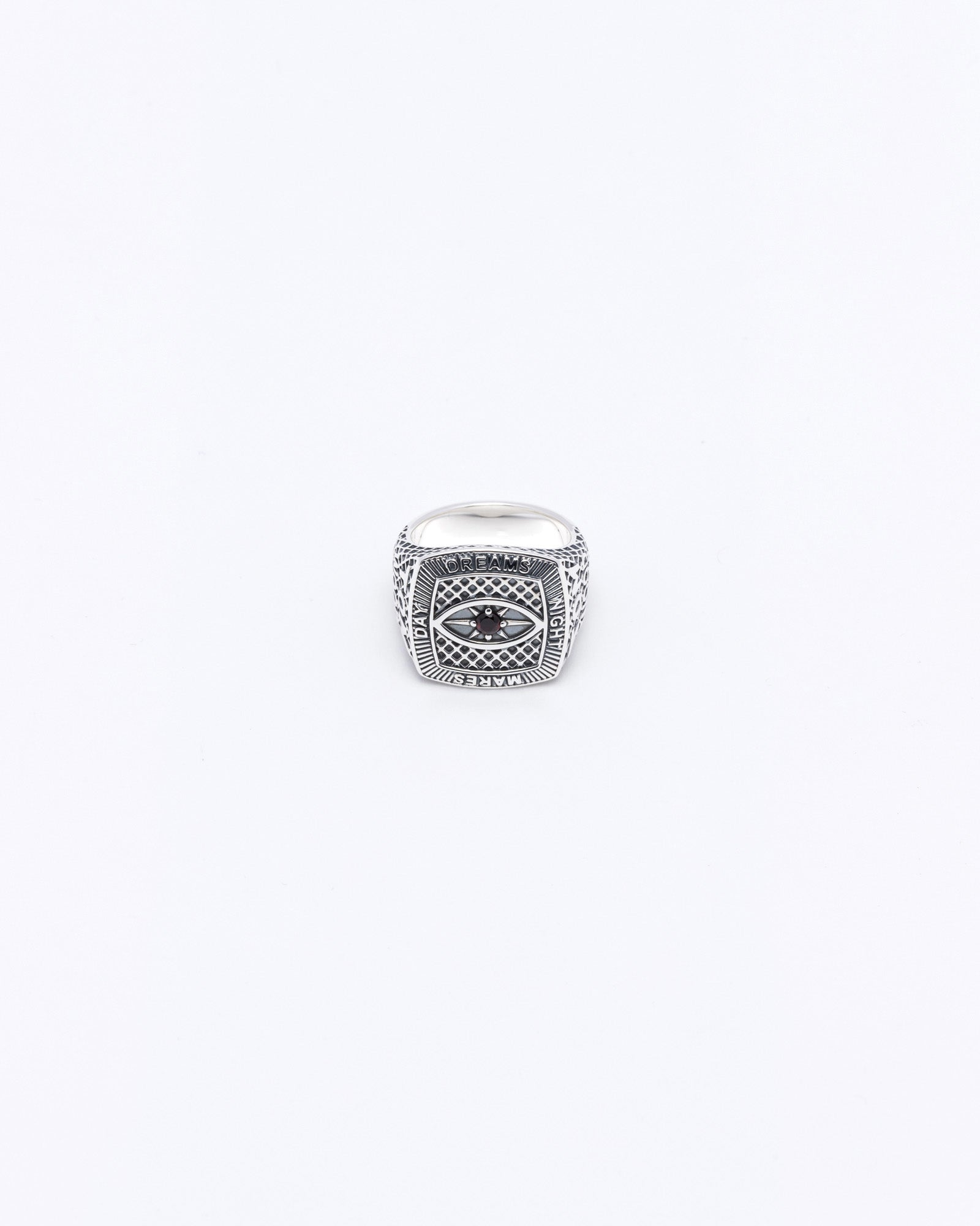 Champion Ring Red Eye | Tom Wood