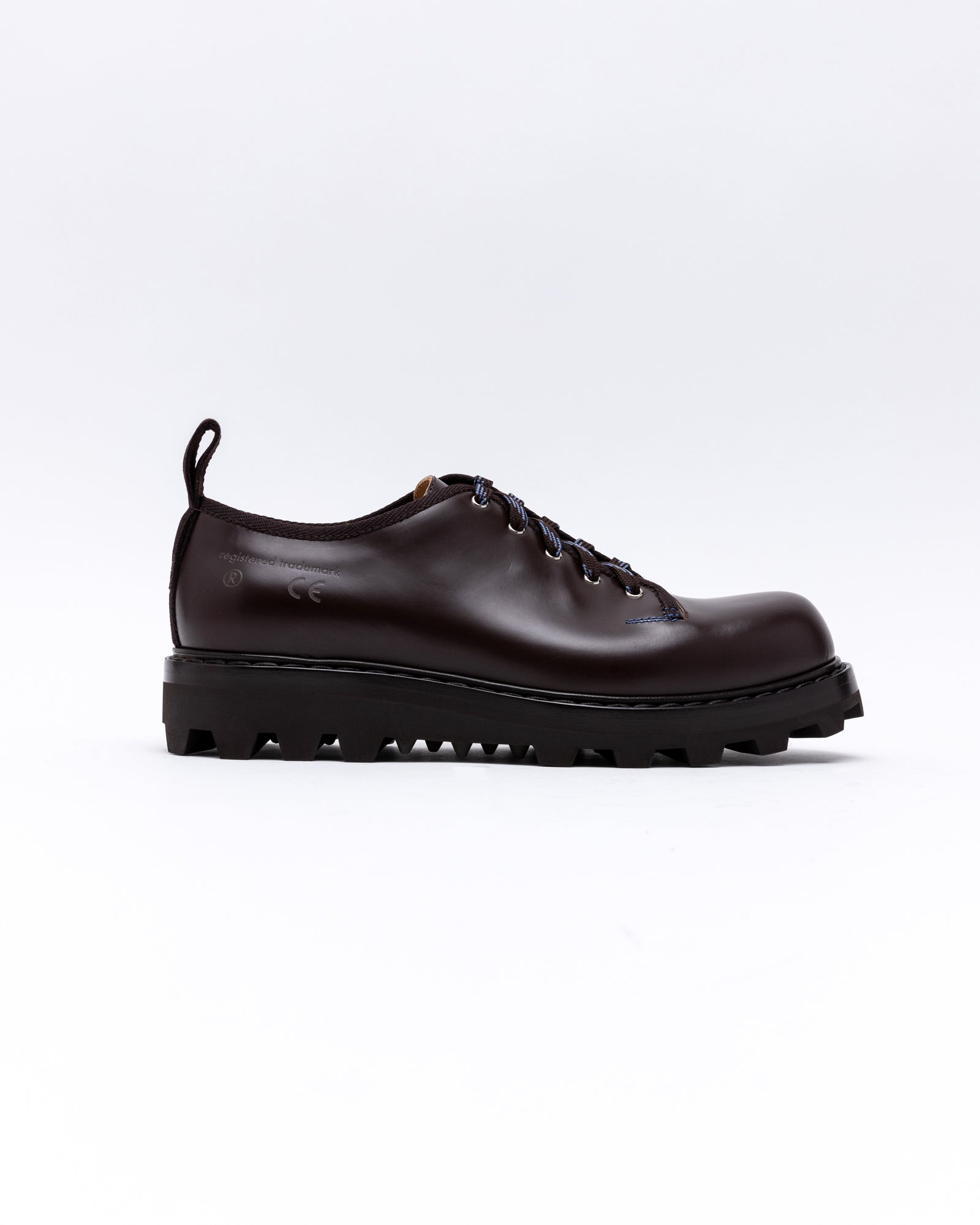 Exit Shoe in Dark Brown