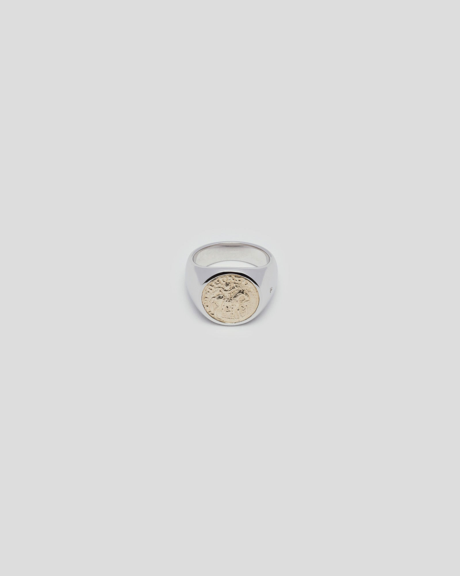 Coin Ring Gold (M)