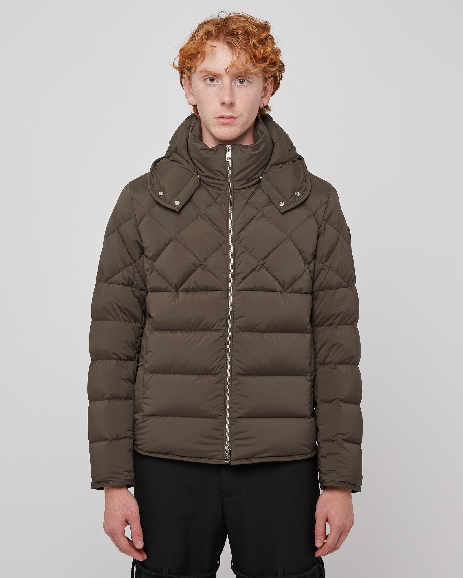Cecaud Jacket in Olive