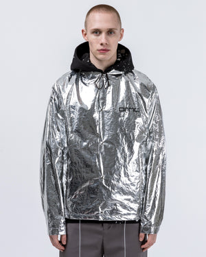 Houston Jacket in Silver