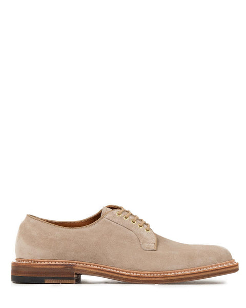 RG Plain Toe Suede Blucher