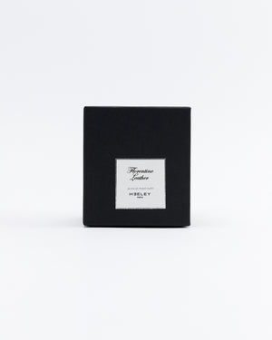 Florentine Leather Perfumed Candle