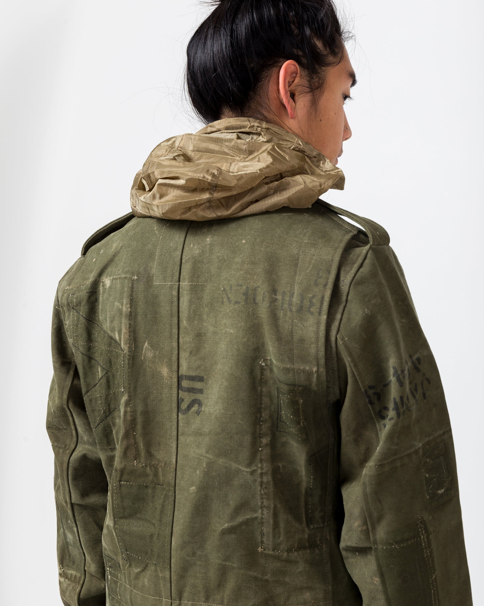 Field Jacket in Green
