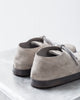 Marsell Man Shoes Goat Slate in Gray