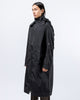 Oakley by Samuel Ross Long Coat in Black