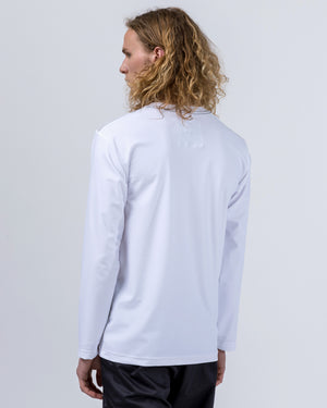 LS Water-Repellant T-Shirt in White