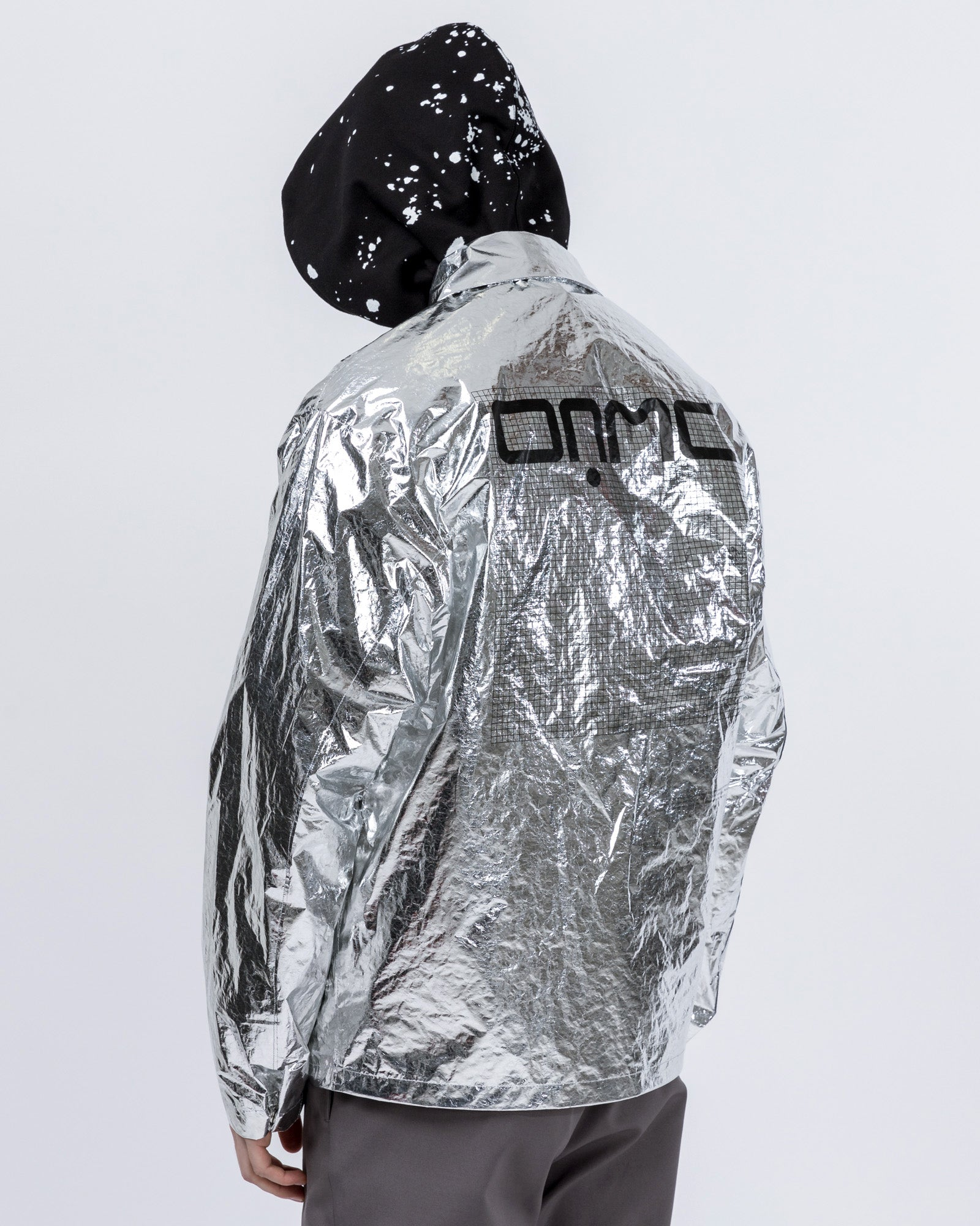 Houston Jacket in Silver | OAMC