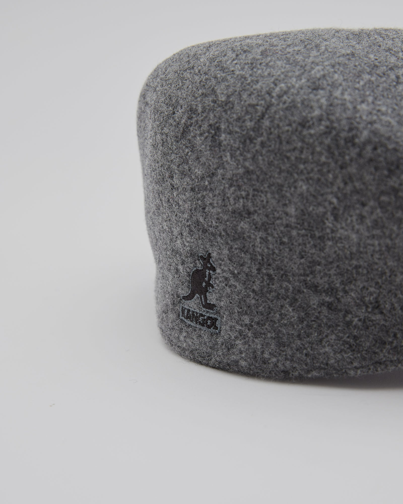 504 Kangol Cap in Flannel Gray