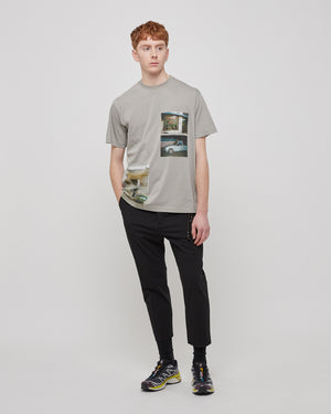 Coiffeur Standard T-Shirt in Elephant