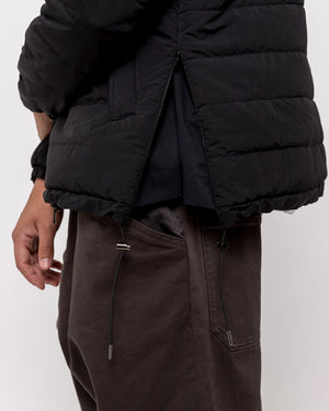 Puffy Coat in Black