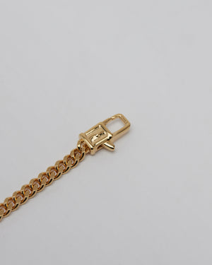 Curb Bracelet in Gold