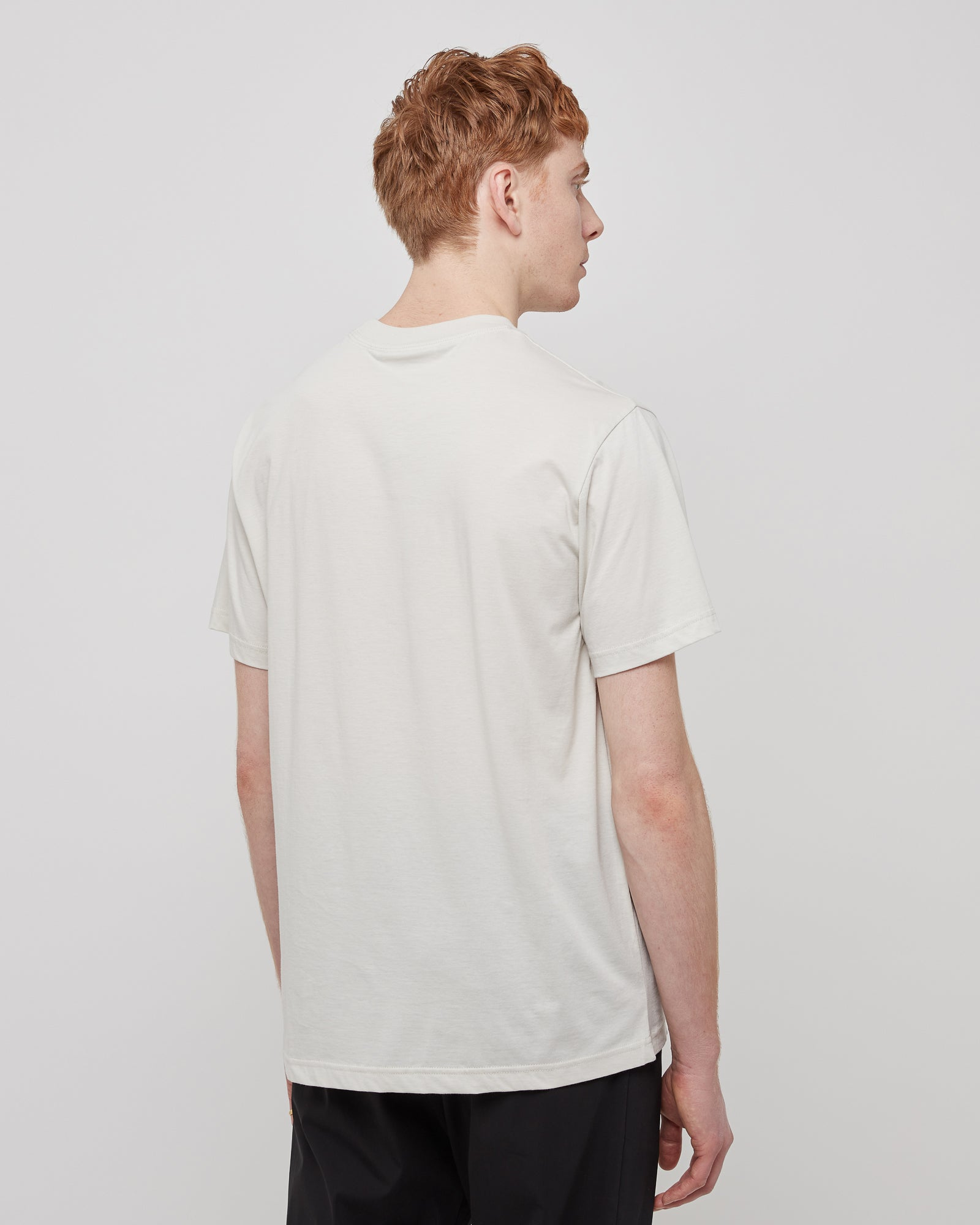 Cycle Standard T-Shirt in Light Gray