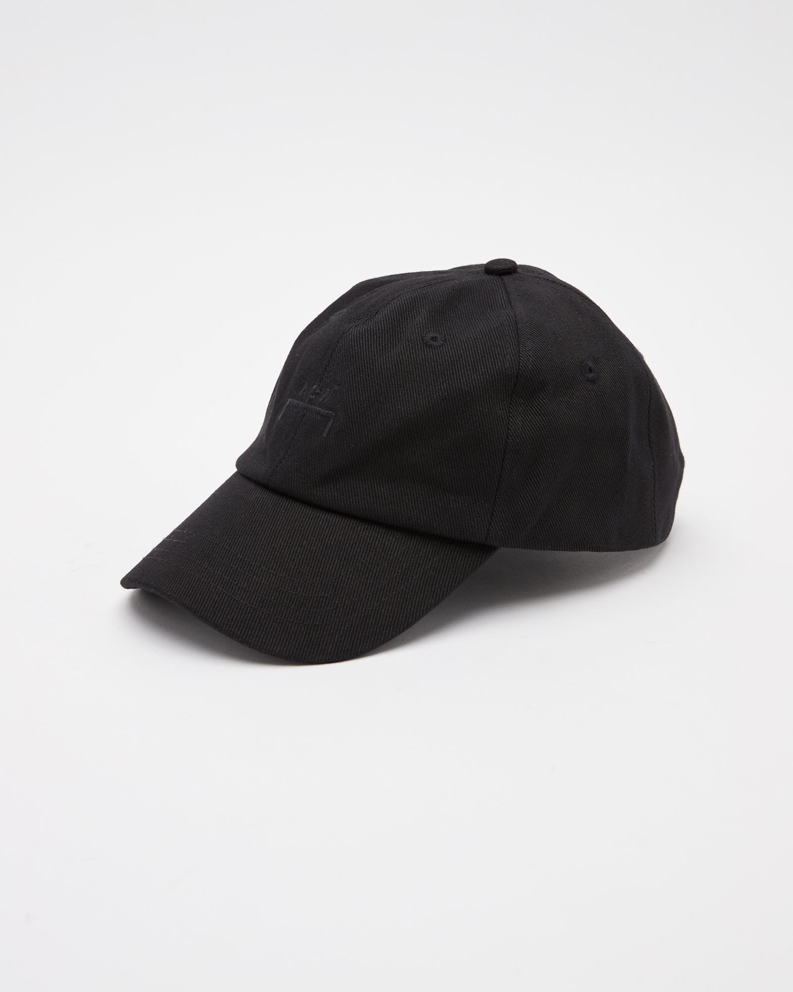 Bracket Cap in Black
