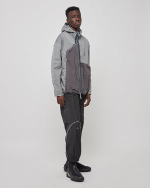 Woven Passage Jacket in Sage