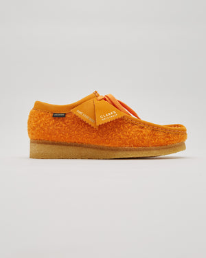 ALD/Clarks Casentino Wool Wallabees in Orange