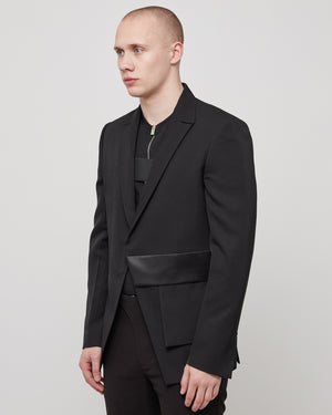 Apex Blazer in Black