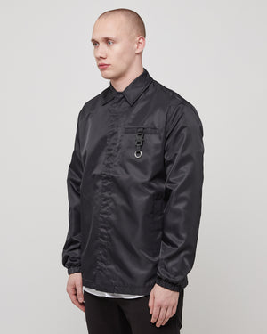 Coach Jacket in Black