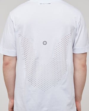 S/S T-Shirt in White