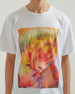 Airbrush T-Shirt White
