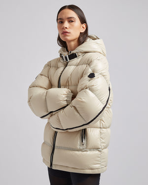 Almond Jacket in Beige