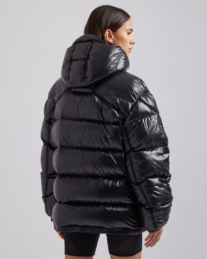Almond Jacket in Black