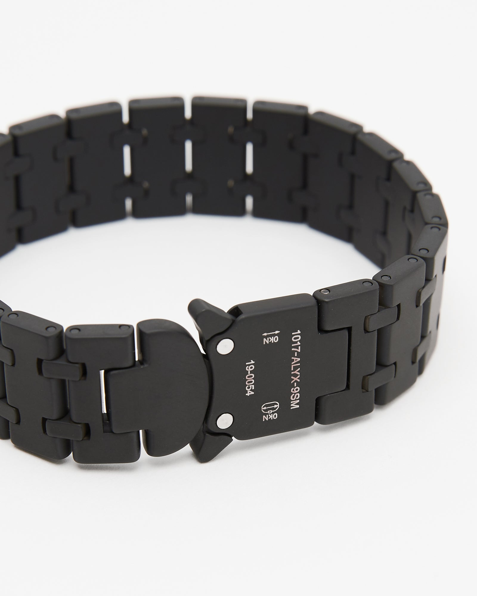 Royal Oak Bracelet in Black