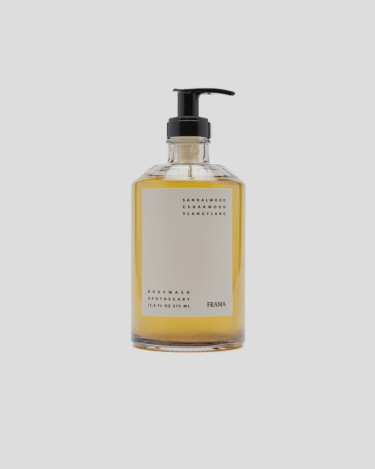 Apothecary Body Wash 375ml