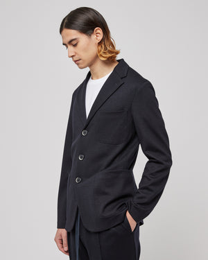 Torceo Jacket in Navy