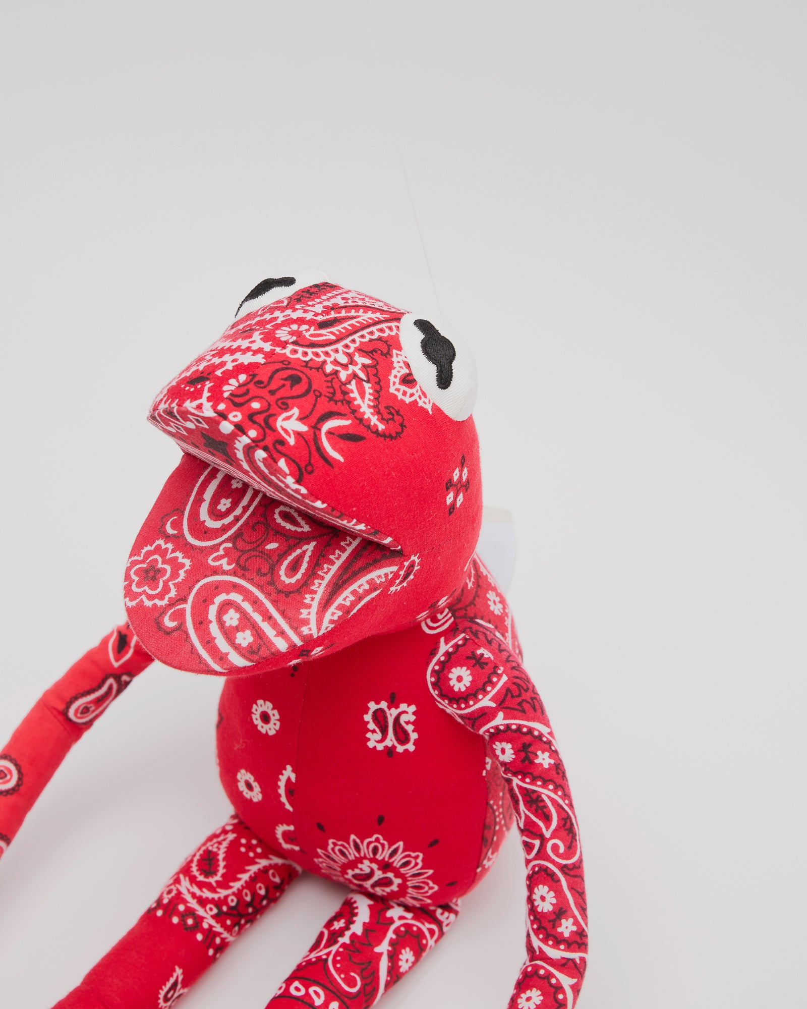 Bandana Frogman in Red
