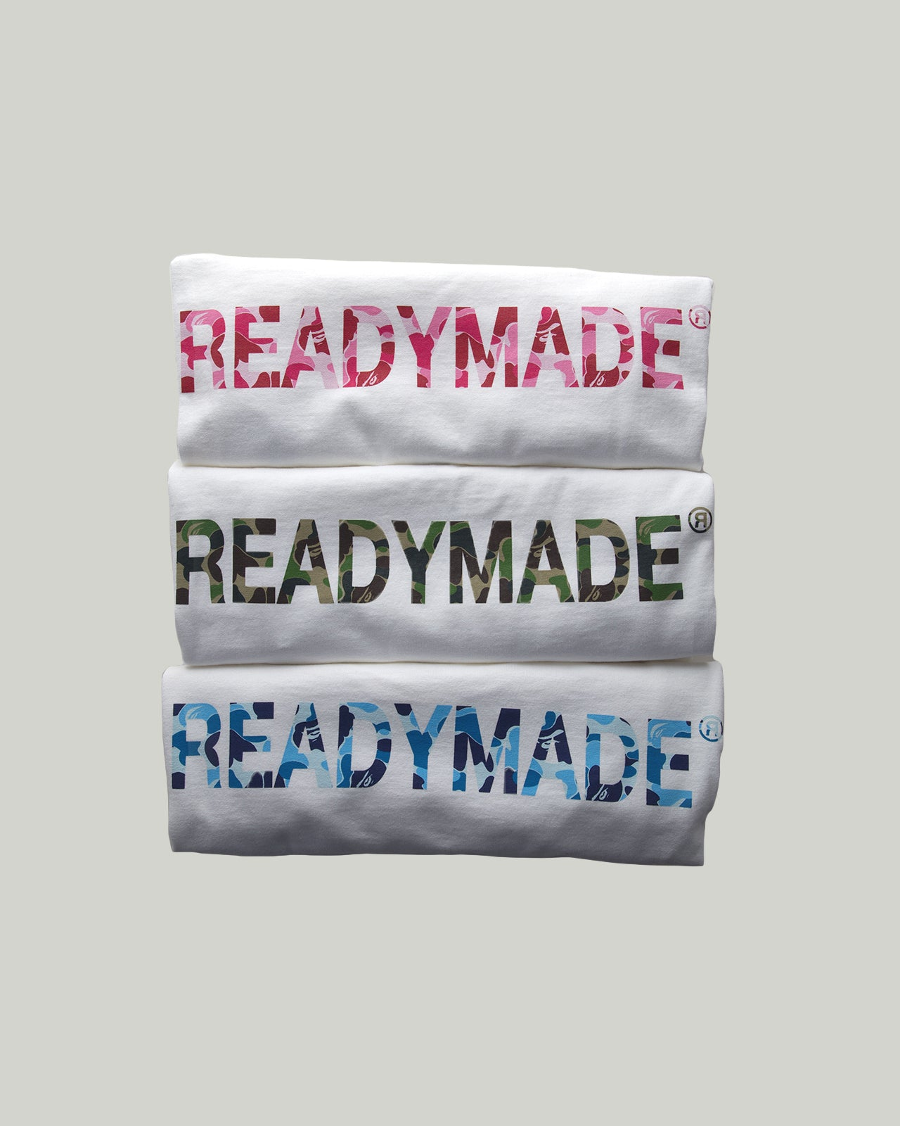 BAPE x Readymade 3 Pack T-Shirt