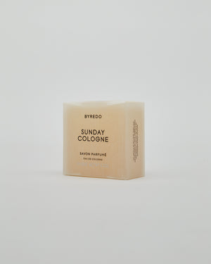 Sunday Cologne Soap Bar 150g