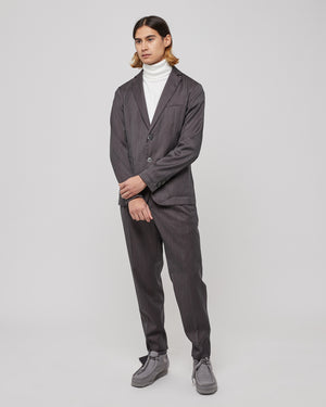 Borgo Jacket in Gray