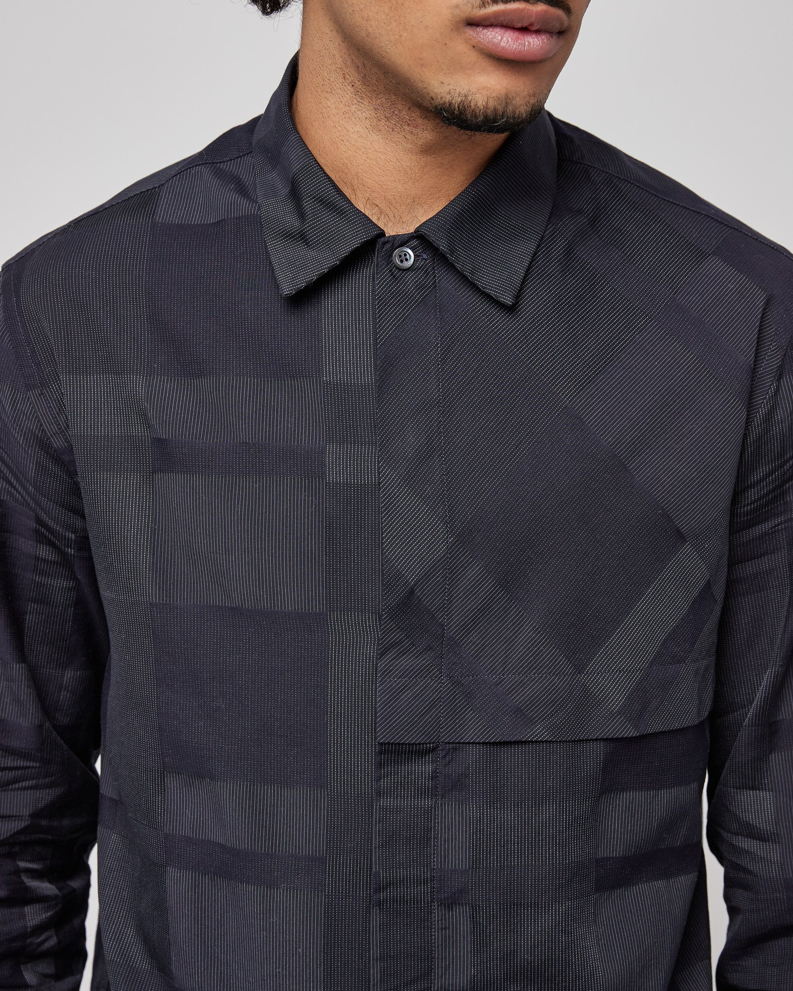Bufalcana Shirt in Navy